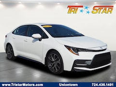 Pre-Owned Toyota Corolla For Sale in Uniontown