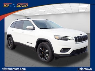 New 2019 Jeep Cherokee ALTITUDE 4X4 Sport Utility for sale near you in Uniontown, PA