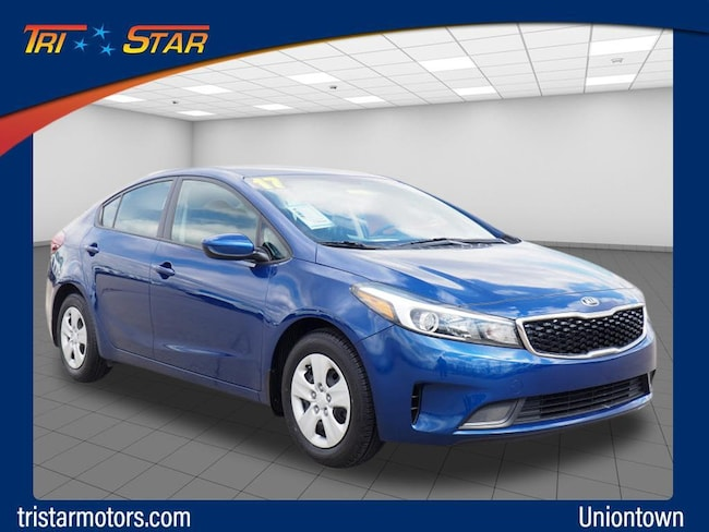 Used 2017 Kia Forte LX Sedan in Uniontown