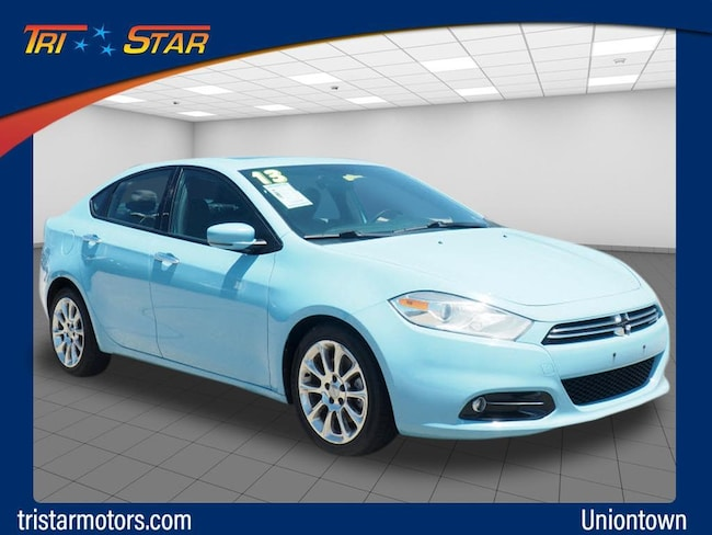 Used 2013 Dodge Dart Limited Sedan in Uniontown