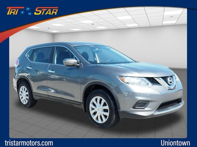 Used 2014 Nissan Rogue S AWD SUV in Uniontown