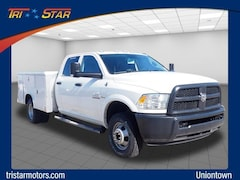 New 2018 Ram 3500 TRADESMAN CREW CAB CHASSIS 4X4 172.4 WB Crew Cab Uniontown, PA