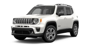 New 2019 Jeep Renegade LIMITED 4X4 Sport Utility for sale near you in Uniontown, PA
