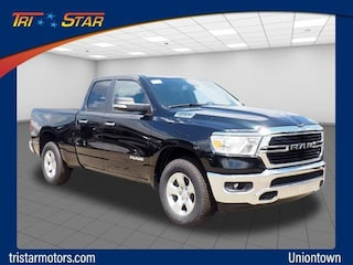 Commercial work trucks and vans 2019 Ram 1500 BIG HORN / LONE STAR QUAD CAB 4X4 6'4 BOX Quad Cab for sale near you in Uniontown, PA