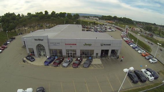 dodge dealership near uniontown pa Chrysler, Dodge, Jeep & RAM Dealer  About Tri-Star in Uniontown