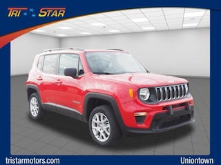 New 2019 Jeep Renegade SPORT 4X4 Sport Utility for sale near you in Uniontown, PA