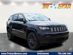 New 2021 Jeep Grand Cherokee For Sale in Uniontown