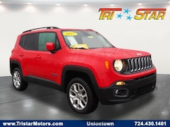 Pre-Owned Jeep Renegade For Sale in Uniontown