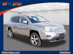 Certified pre-owned vehicles 2016 Jeep Compass Latitude 4x4 SUV for sale near you in Uniontown, PA