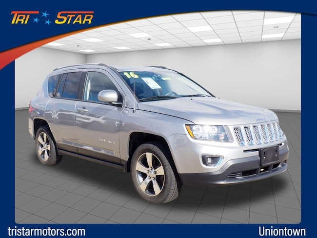 Used 2016 Jeep Compass For Sale at Tri Star Uniontown | VIN