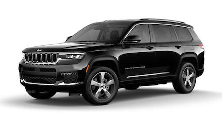 Featured new vehicles 2021 Jeep Grand Cherokee L LIMITED 4X4 Sport Utility for sale near you in Uniontown, PA