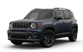 New 2021 Jeep Renegade 80TH ANNIVERSARY 4X4 Sport Utility for sale near you in Uniontown, PA