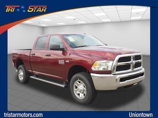 Commercial work trucks and vans 2018 Ram 2500 TRADESMAN CREW CAB 4X4 6'4 BOX Crew Cab for sale near you in Uniontown, PA