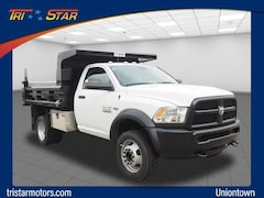 New 2018 Ram 5500 TRADESMAN CHASSIS REGULAR CAB 4X4 144.5 WB Regular Cab Uniontown, PA