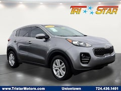 Pre-Owned Kia Sportage For Sale in Uniontown