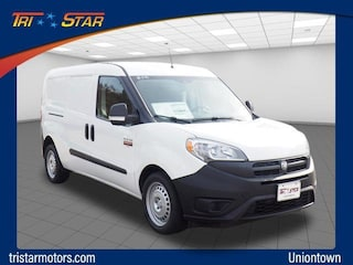 Commercial work trucks and vans 2018 Ram ProMaster City TRADESMAN CARGO VAN Cargo Van for sale near you in Uniontown, PA
