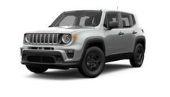 New 2019 Jeep Renegade SPORT 4X4 Sport Utility Uniontown, PA