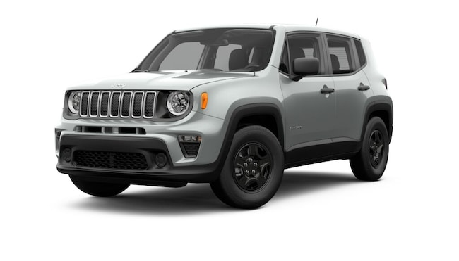 New 2019 Jeep Renegade SPORT 4X4 Sport Utility in Uniontown