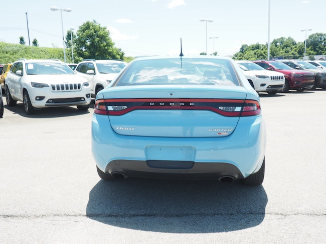 Used 2013 Dodge Dart Limited For Sale in Uniontown, PA | VIN