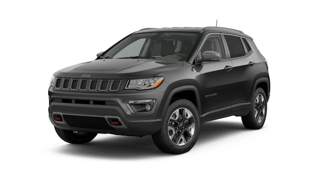 Tri Star Uniontown >> New 2019 Jeep Compass Trailhawk 4x4 For Sale In Uniontown