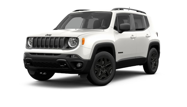 New 2019 Jeep Renegade UPLAND 4X4 Sport Utility in Uniontown