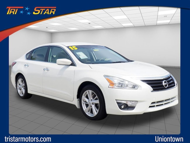 Used 2015 Nissan Altima 2.5 SV Sedan in Uniontown