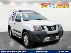 Pre-Owned Nissan Xterra For Sale in Uniontown