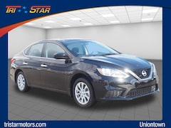 Used cars, trucks, and SUVs 2018 Nissan Sentra SV Sedan for sale near you in Pennsylvania