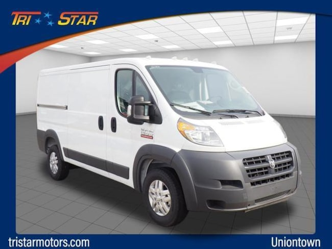Tri Star Uniontown >> New 2018 Ram Promaster For Sale At Tri Star Uniontown Vin 3c6trvag7je129803