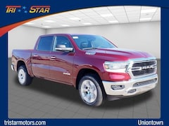 New 2019 Ram All-New 1500 BIG HORN / LONE STAR CREW CAB 4X4 5'7 BOX Crew Cab Uniontown, PA