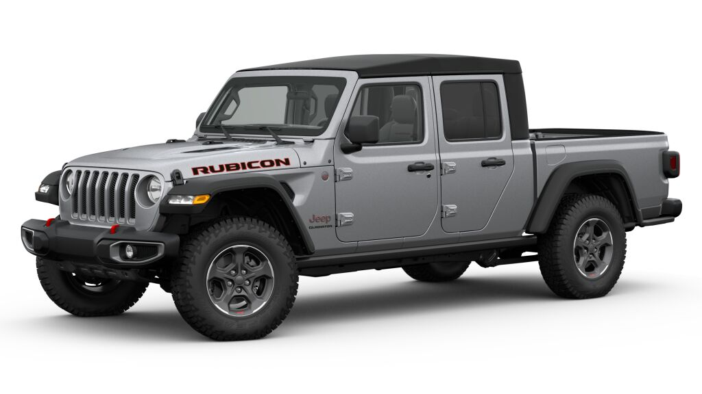 Featured new vehicles 2020 Jeep Gladiator RUBICON 4X4 Crew Cab for sale near you in Uniontown, PA