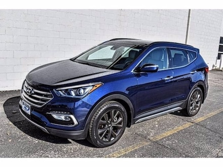 2017 Hyundai Santa Fe Sport 2.0L Turbo Ultimate Front-wheel Drive SUV