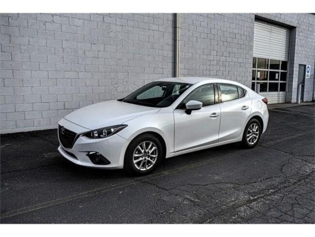 2015 Mazda Mazda3 i Touring Sedan