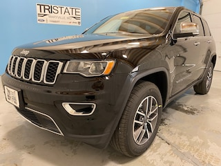 New 2020 Jeep Grand Cherokee LIMITED 4X4 Sport Utility for sale in Maryville, MO