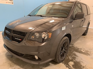 New 2019 Dodge Grand Caravan 35TH ANNIVERSARY SE PLUS Passenger Van for sale in Maryville, MO