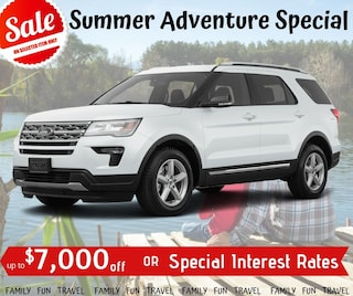 Summer Adventure Special!