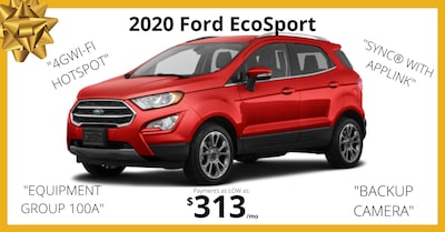 Tri State Holiday EcoSport Special