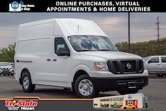 2021 Nissan NV Cargo NV2500 HD SV V6 Van High Roof Cargo Van