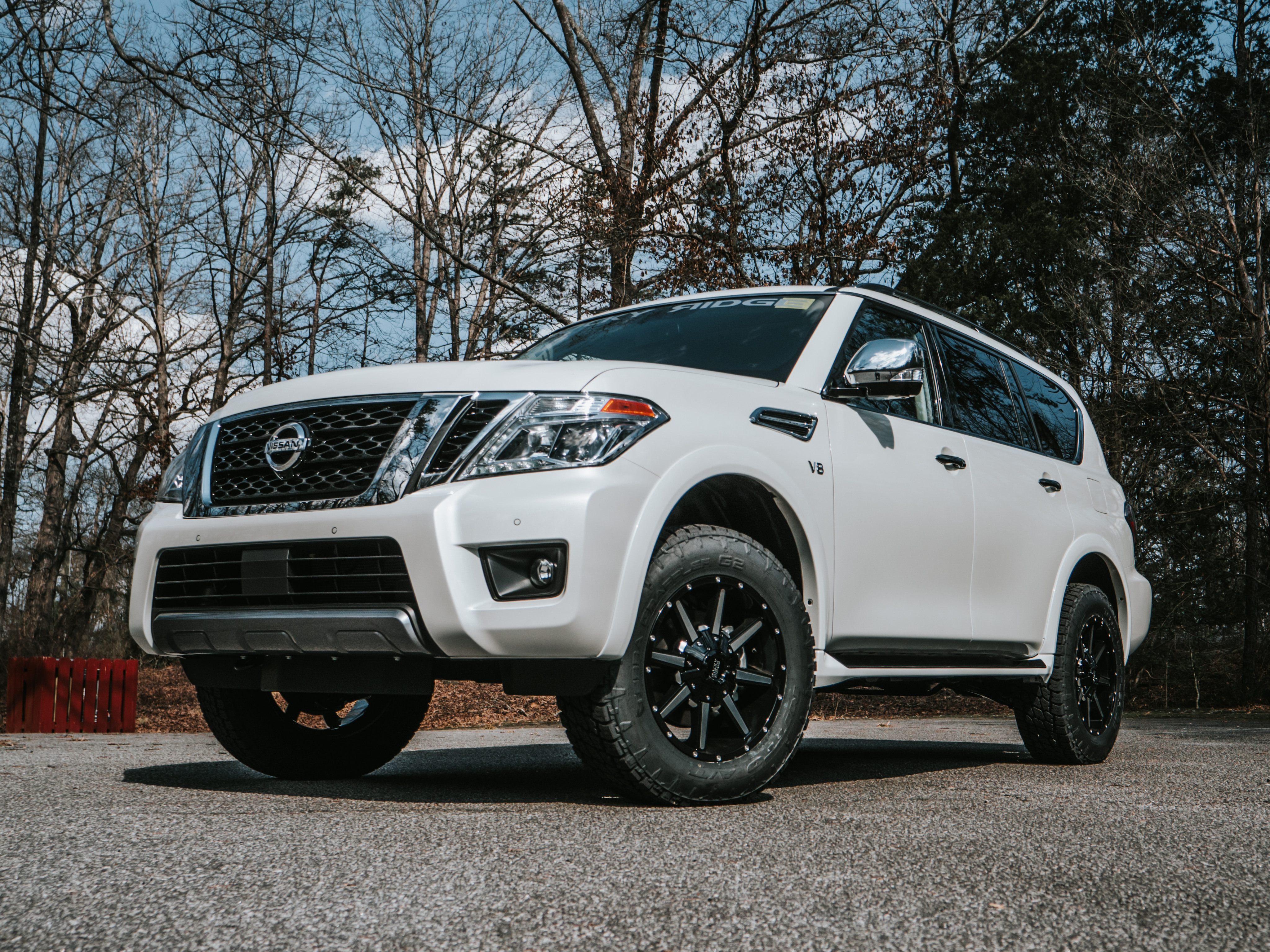West Ridge Auto Sales >> Lifted Titans, Frontiers & Armadas | Winchester Virginia | Tri-State Nissan | Winchester Virginia