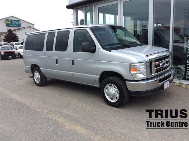 2013 Ford Econoline XLT Van Extended