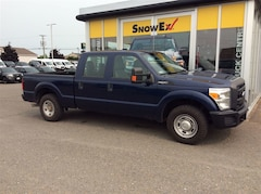 2012 Ford F-250 XL Crew Cab