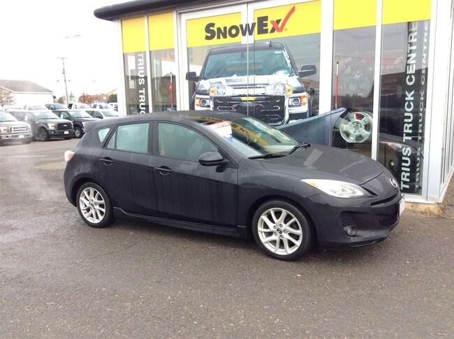 2013 Mazda Mazda3 GT Hatchback