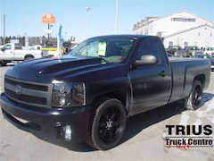 2009 Chevrolet Silverado 1500 4x2 Regular Cab