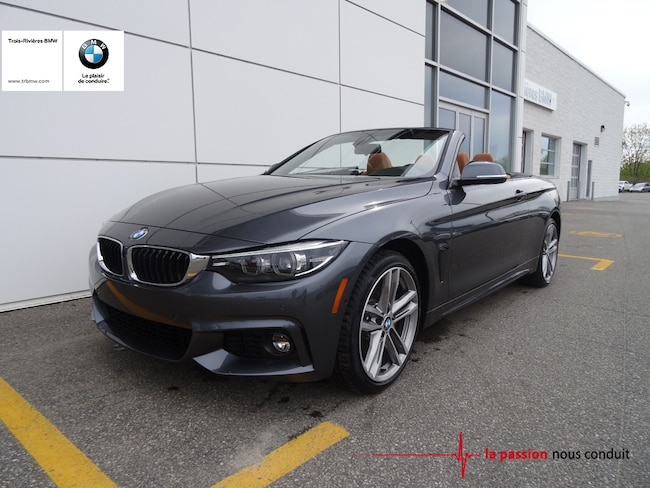 New 2019 Bmw 4 Series For Sale At Trois Rivieres Bmw Vin