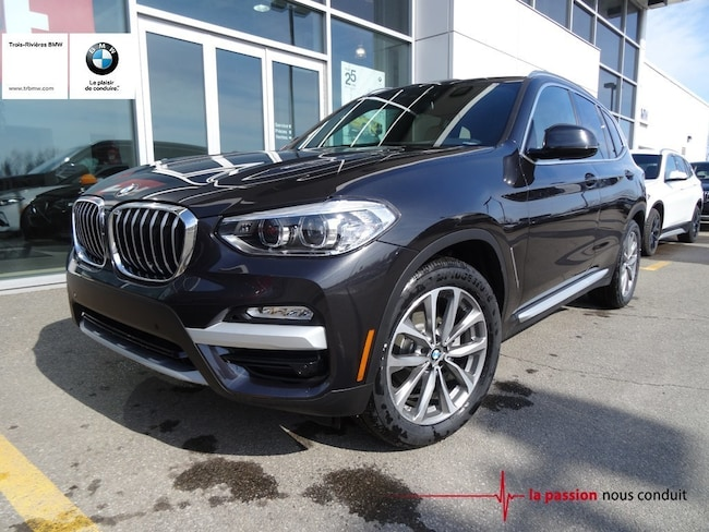 Bmw Trois Rivieres >> New 2019 Bmw X3 For Sale At Trois Rivieres Bmw Vin