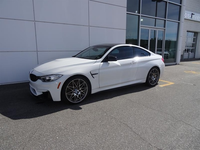 2017 BMW M4 2017 BMW - 2dr Cpe Coupe