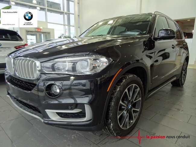 Bmw Trois Rivieres >> Used 2016 Bmw X5 For Sale At Trois Rivieres Bmw Vin
