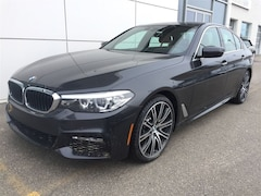 2018 BMW 5 Series xDrive Sedan