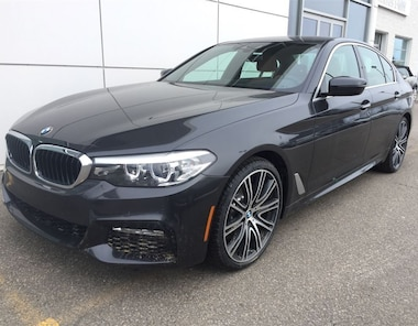 2018 BMW 5 Series xDrive Berline