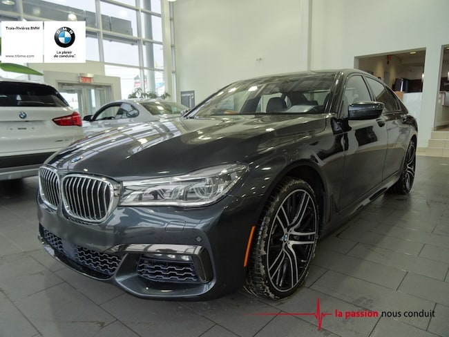 Bmw Trois Rivieres >> Used 2017 Bmw 7 Series For Sale At Trois Rivieres Bmw Vin